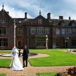 St Audries spring wedding
