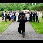 Luxury wedding near Bath