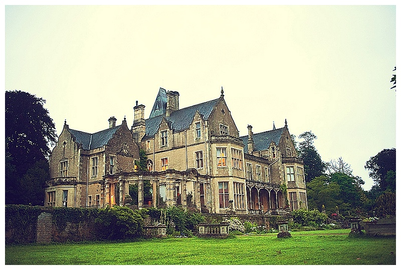 Orchardleigh House in Somerset