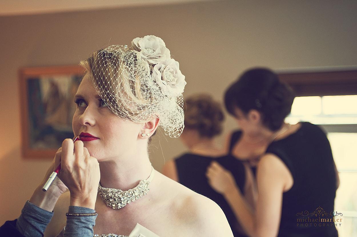 Getting-ready-at-Devon-wedding