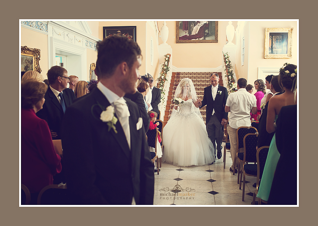 Mount Edgcumbe wedding
