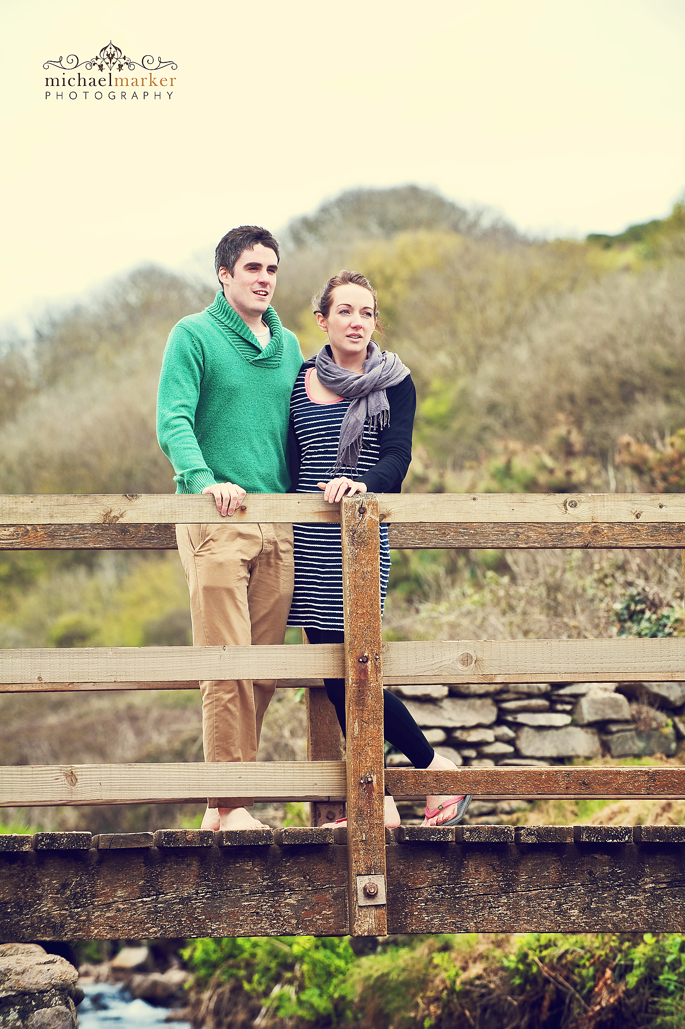 Wembury-engagement-Plymouth