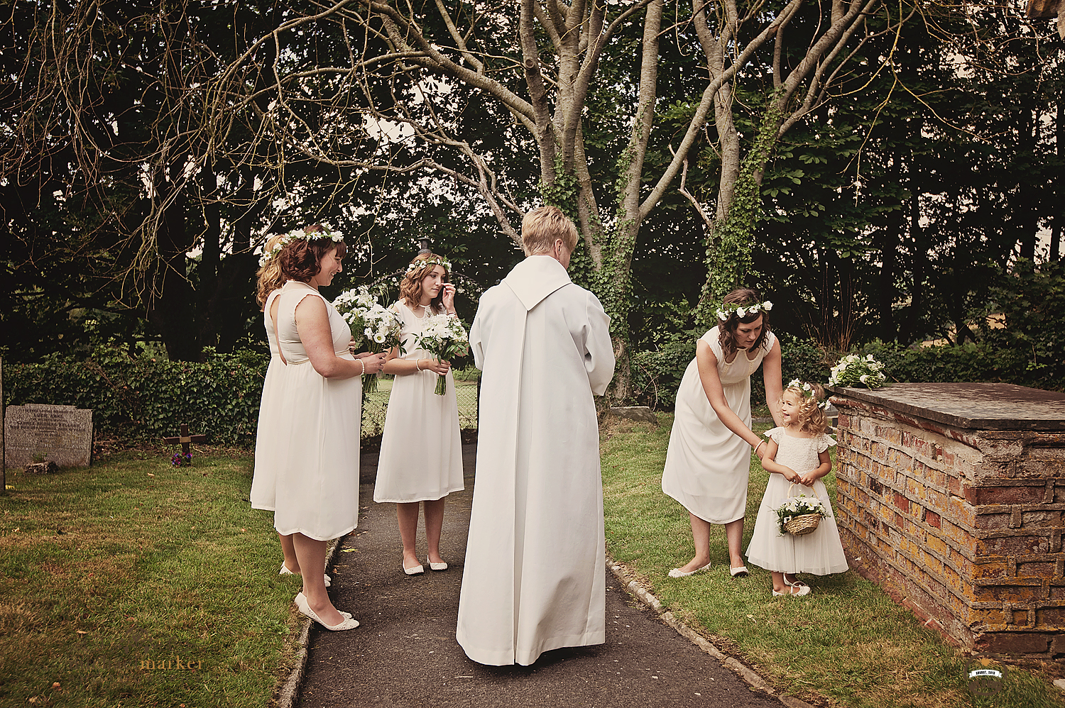 Devon chapel wedding