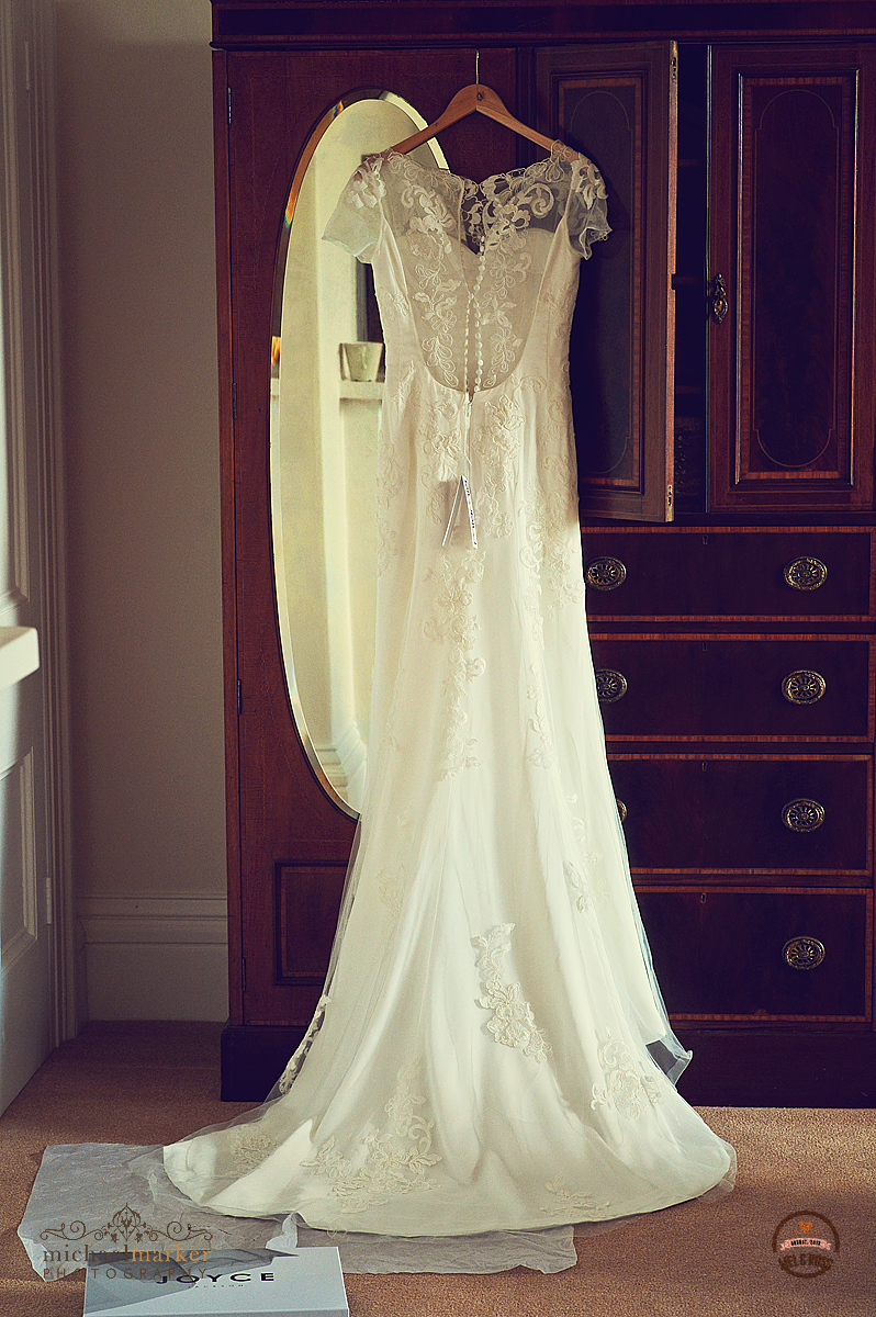 Devon wedding dress