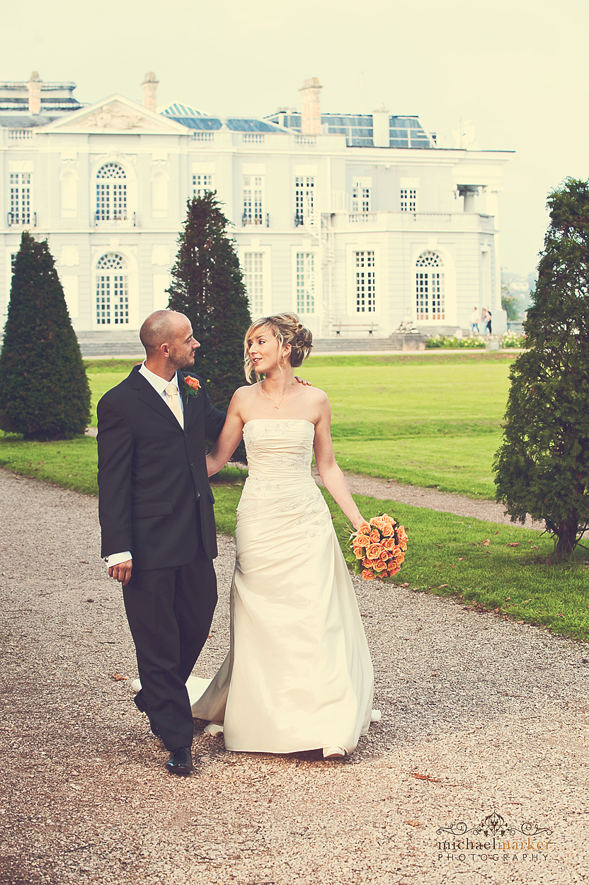 Olway mansion Torquay wedding photograph