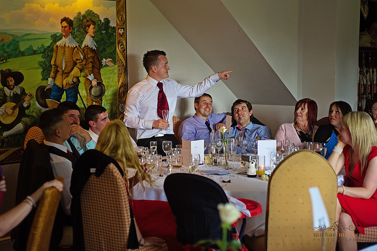 Nortcote wedding speech by bestman