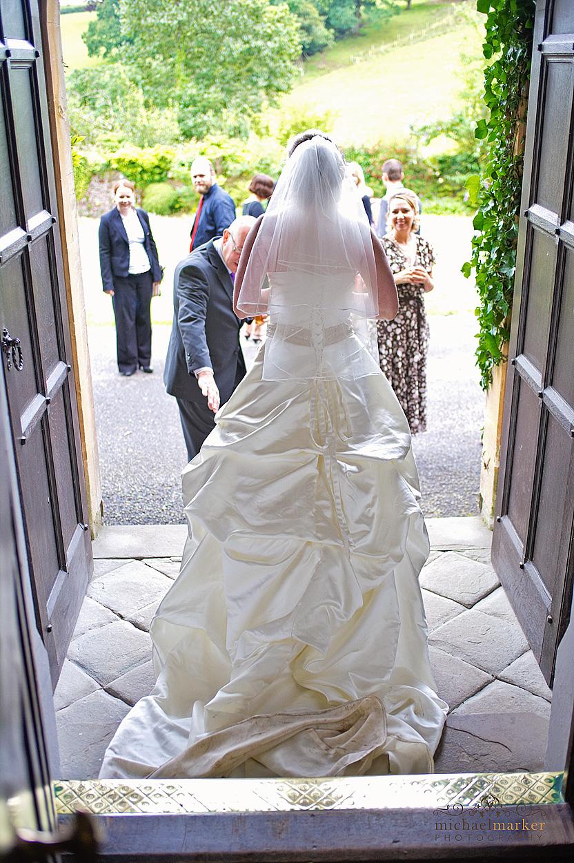 Bride-at-Devon-wedding