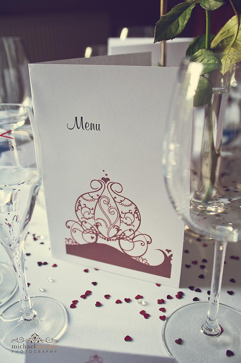 Devon-wedding-menu-cards