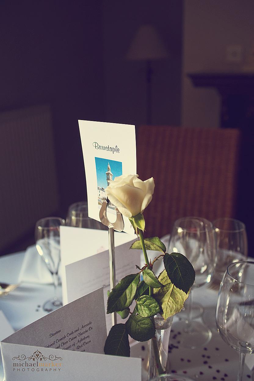 Devon-wedding-table-centres