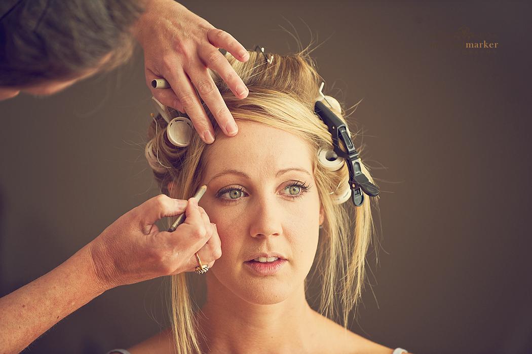 Bride-getting-tready