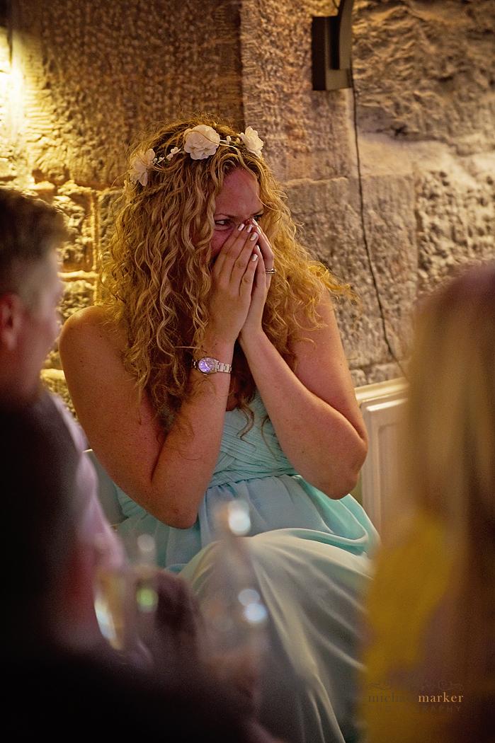 Bridesmaid-tears