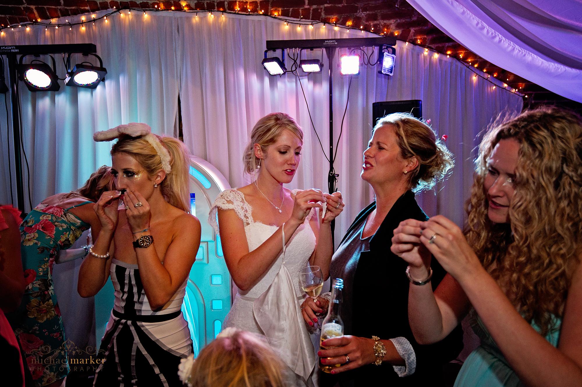 Wedding-fun-in-the-evening