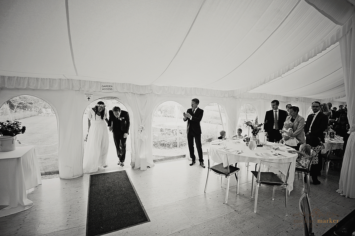 Bride-and-groom-entrance-shilstone-reception