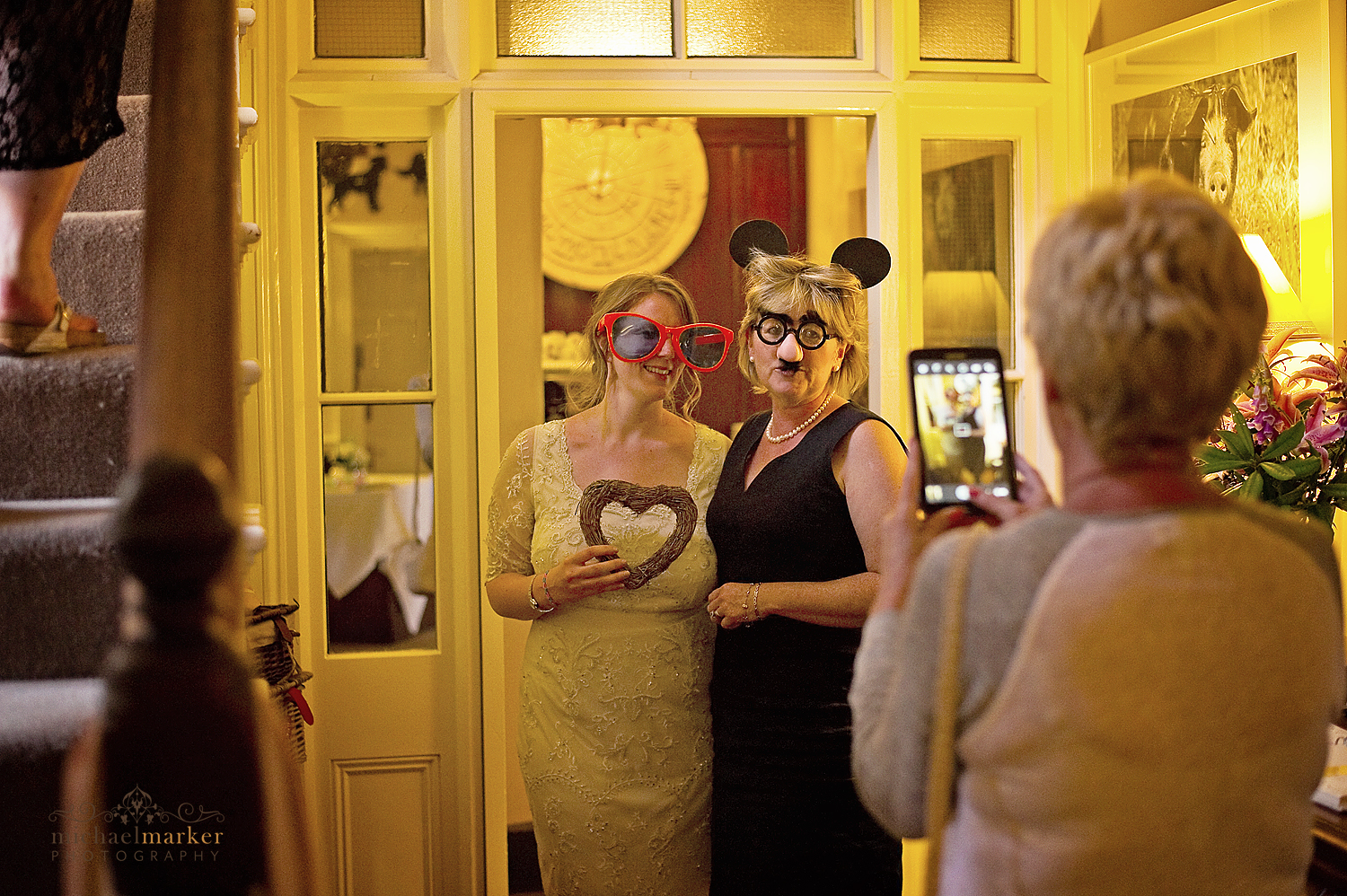 DIY-photobooth-with-bride-in-devon