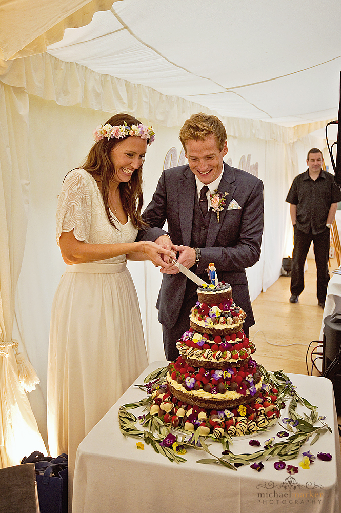 Devon-wedding-cake-cutting
