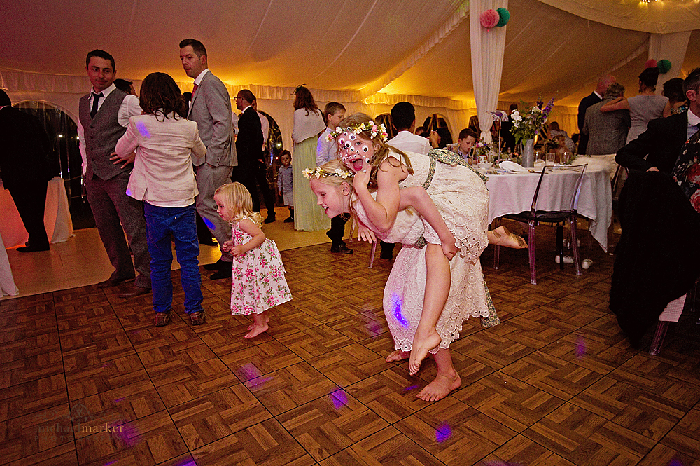 Kids-party-time-at-wedding