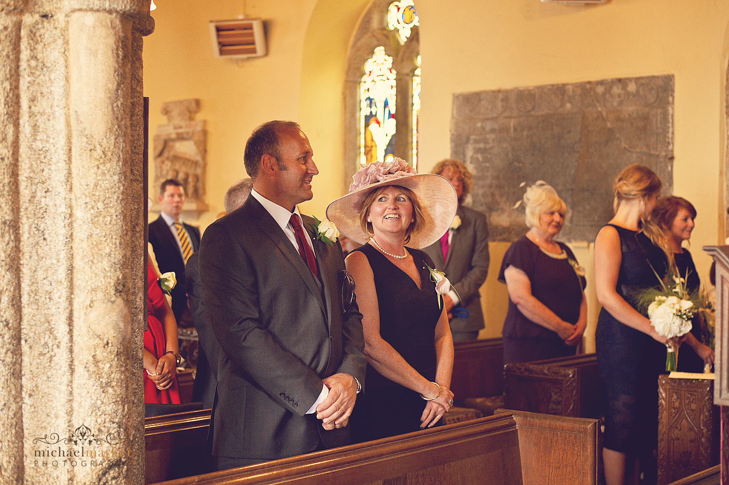 Mother-of-groom-in-devon-church-wedding