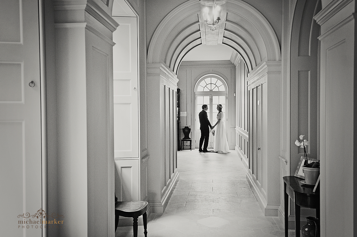 Shilstone-hallway-wedding-couple