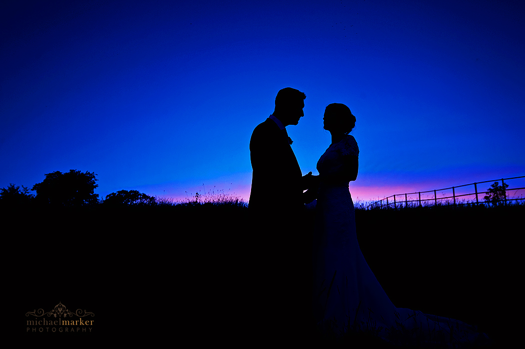 Shilstone_wedding_devon_sunset