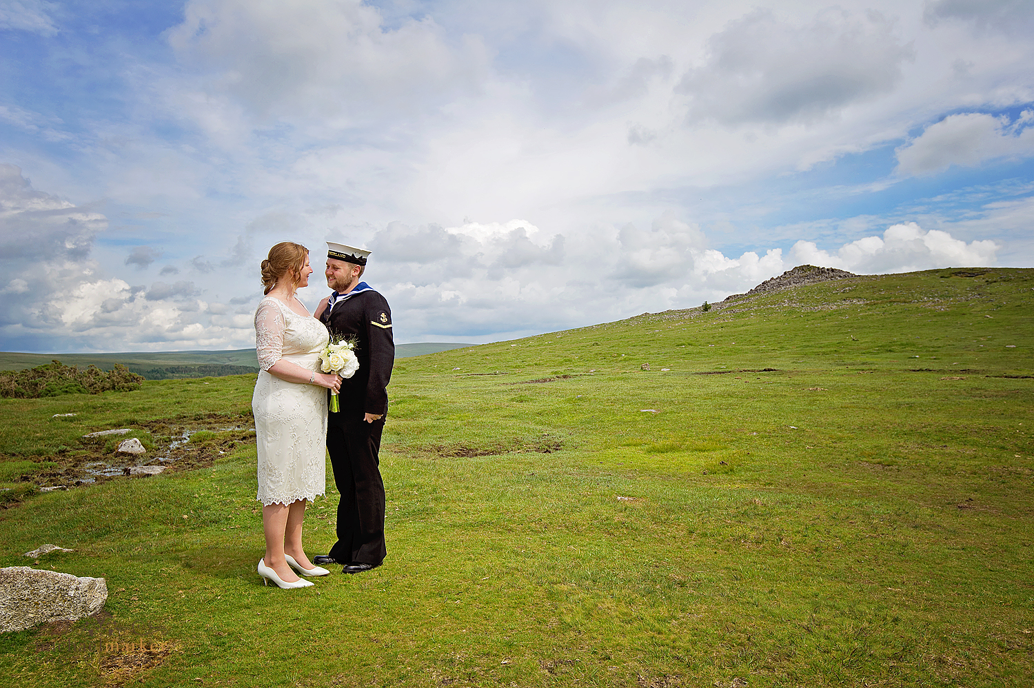 scenic-Dartmoor-wedding-photo