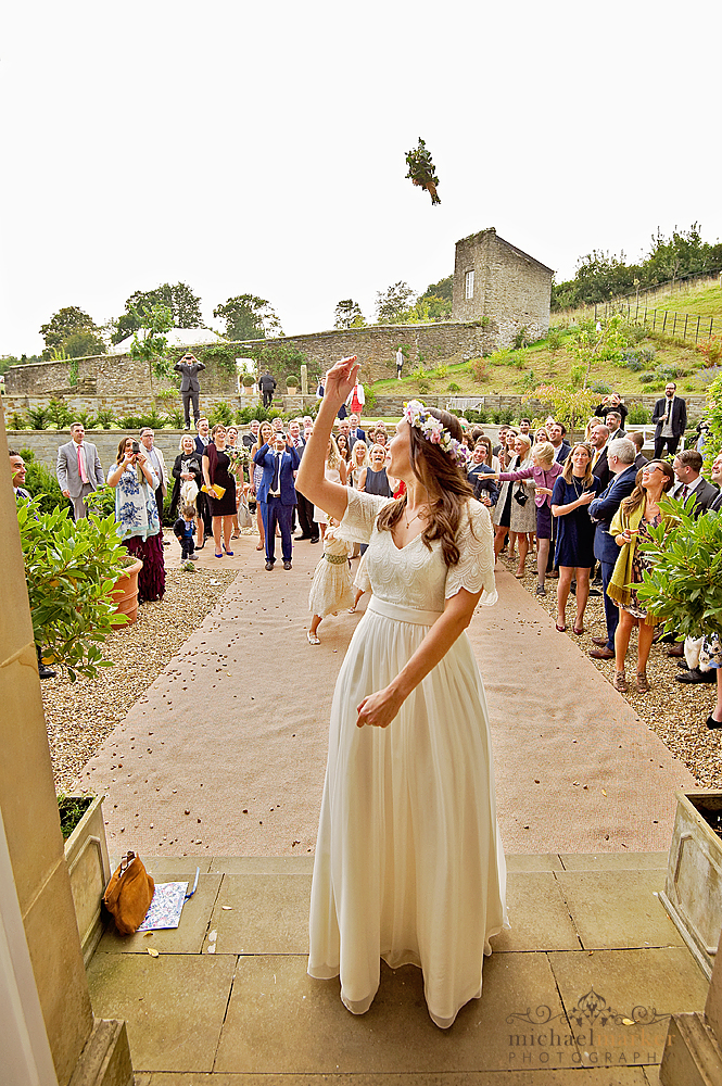 throwing-the-wedding-flowers