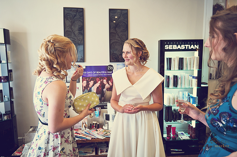 Devon-bride-at-Kingsbridge-hairsalon