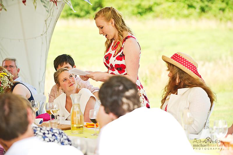 Devon-bride-looking-at-maide-of-honour