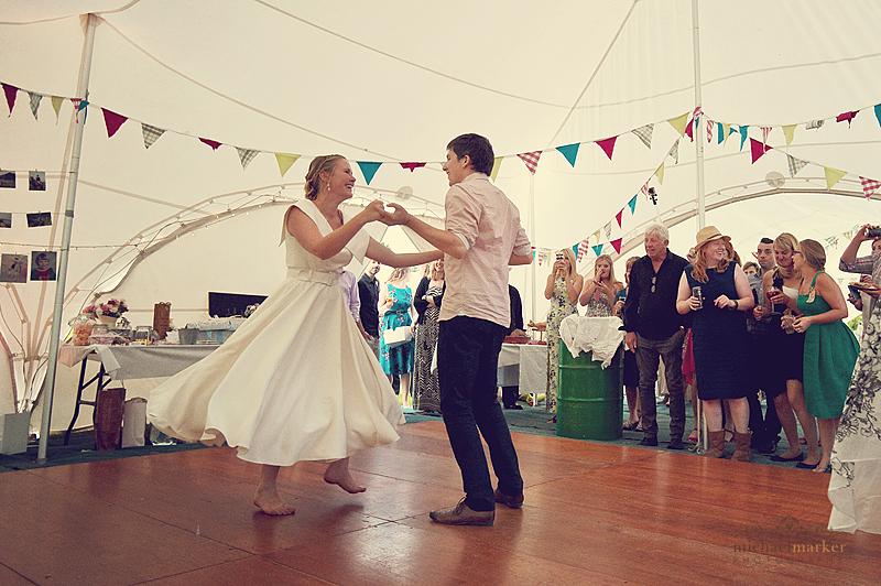Festival-wedding-first-dance