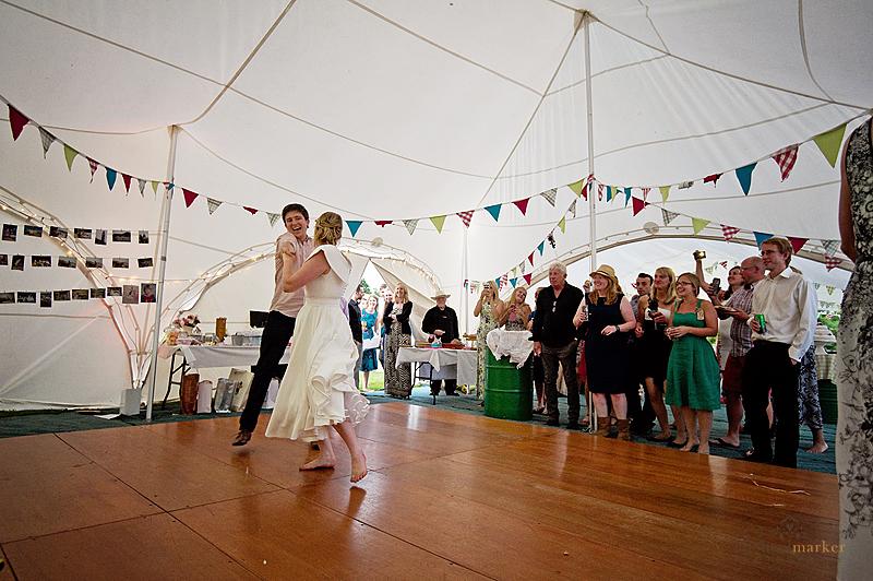 First-wedding-dance-Totnes-farm