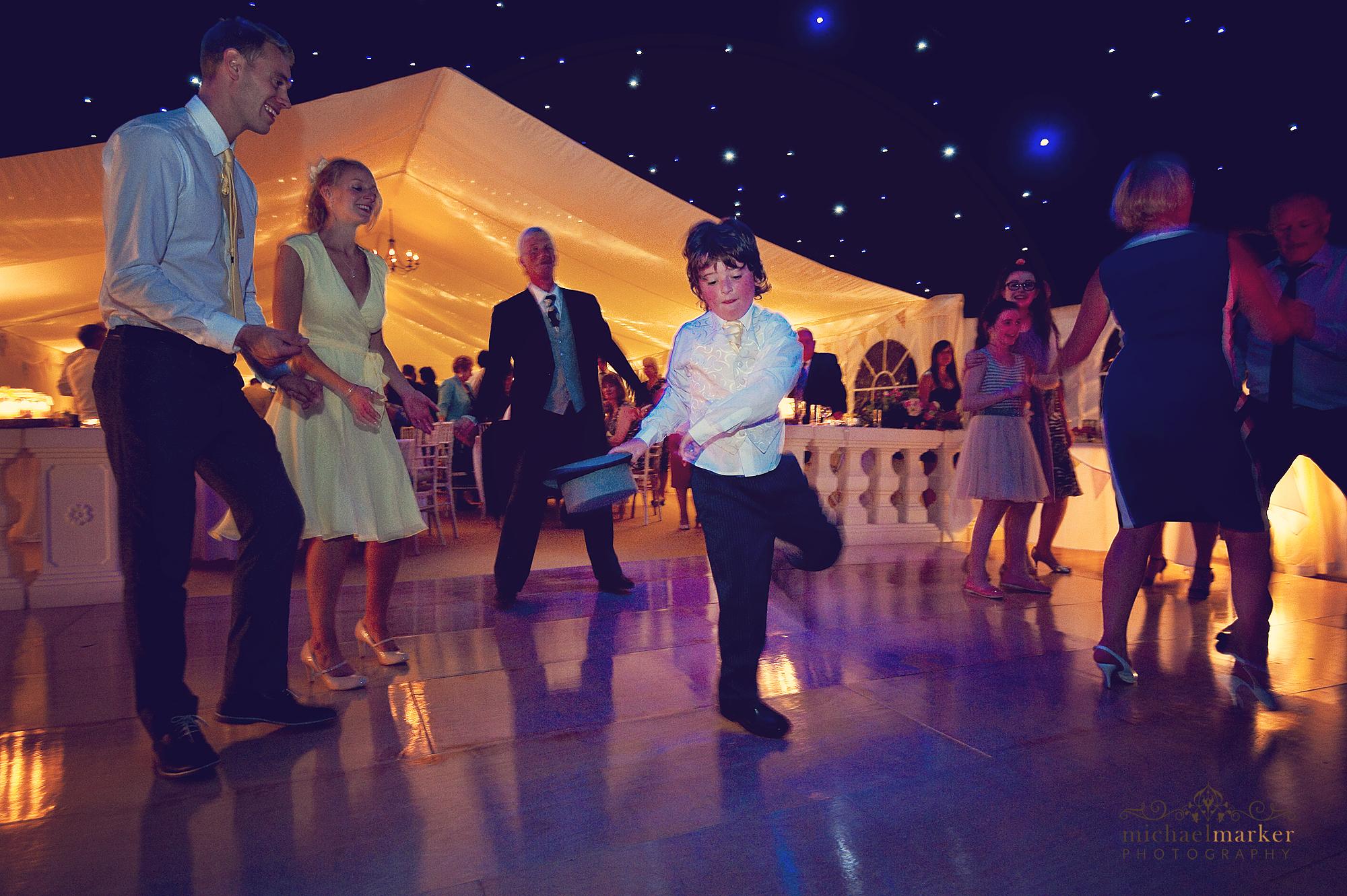 Pageboy-dancing