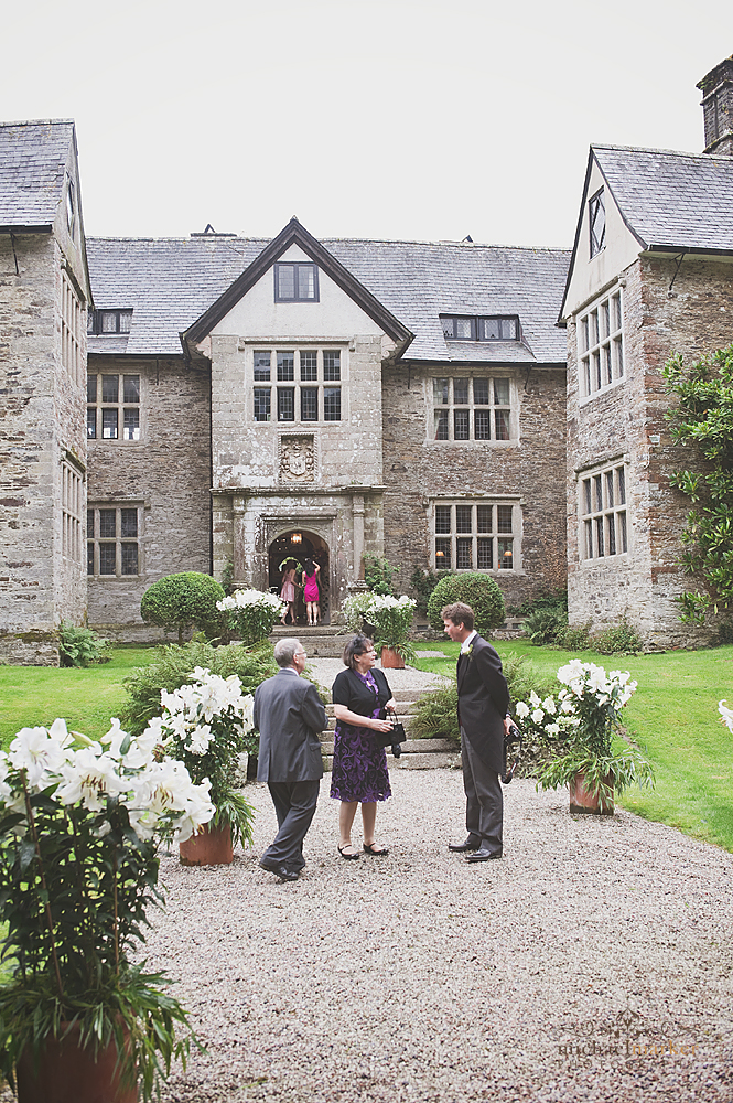 Sydenham House wedding Devon