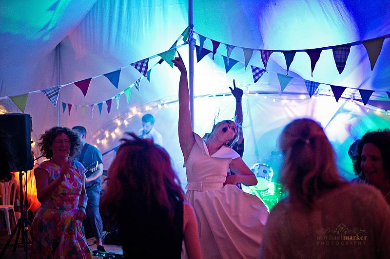Totnes-wedding-evening-party-bride