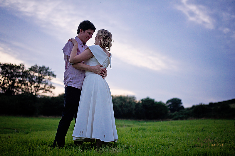 Totnes-wedding-farm-sun