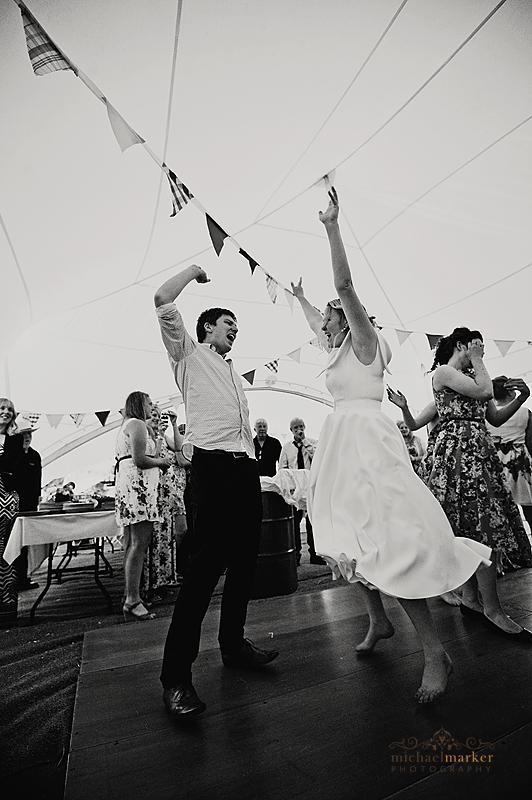 Wedding-party-in--Devon