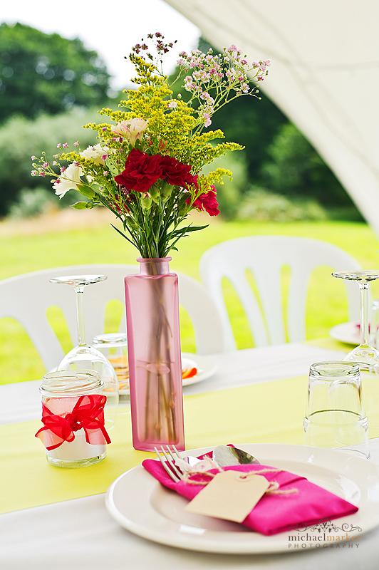 Wedding-table-centres