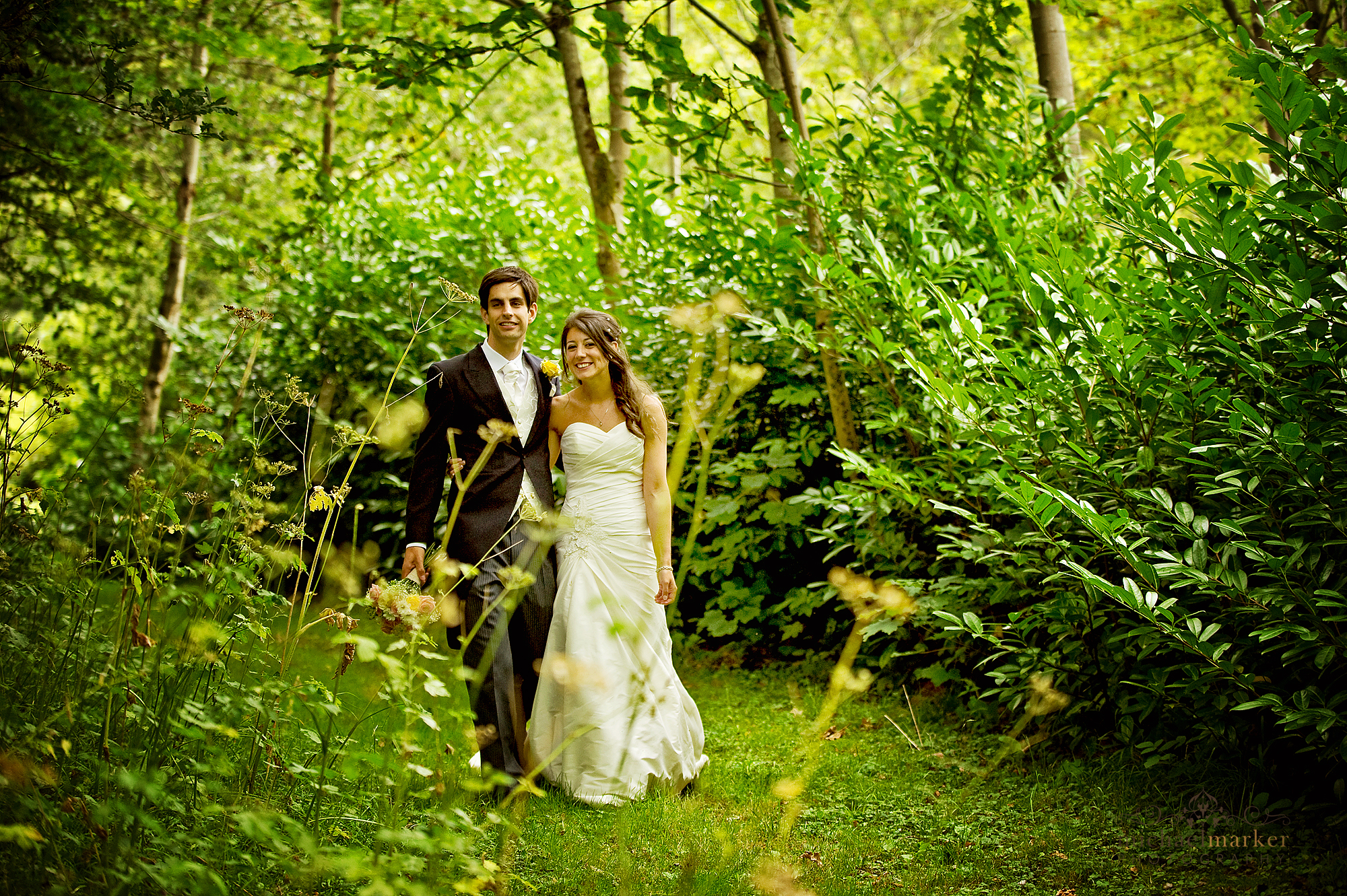 Wedding-woodland-walk