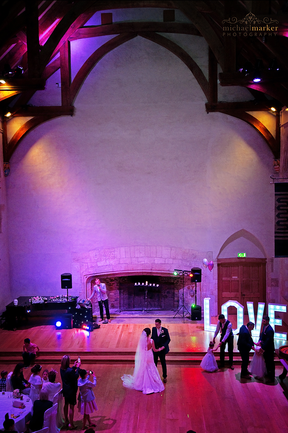 Dartington Hall first dance