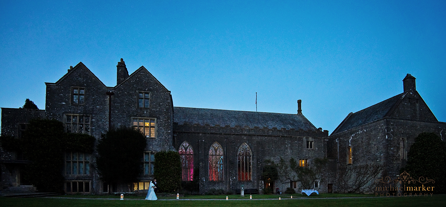 Dartington-wedding-dusk