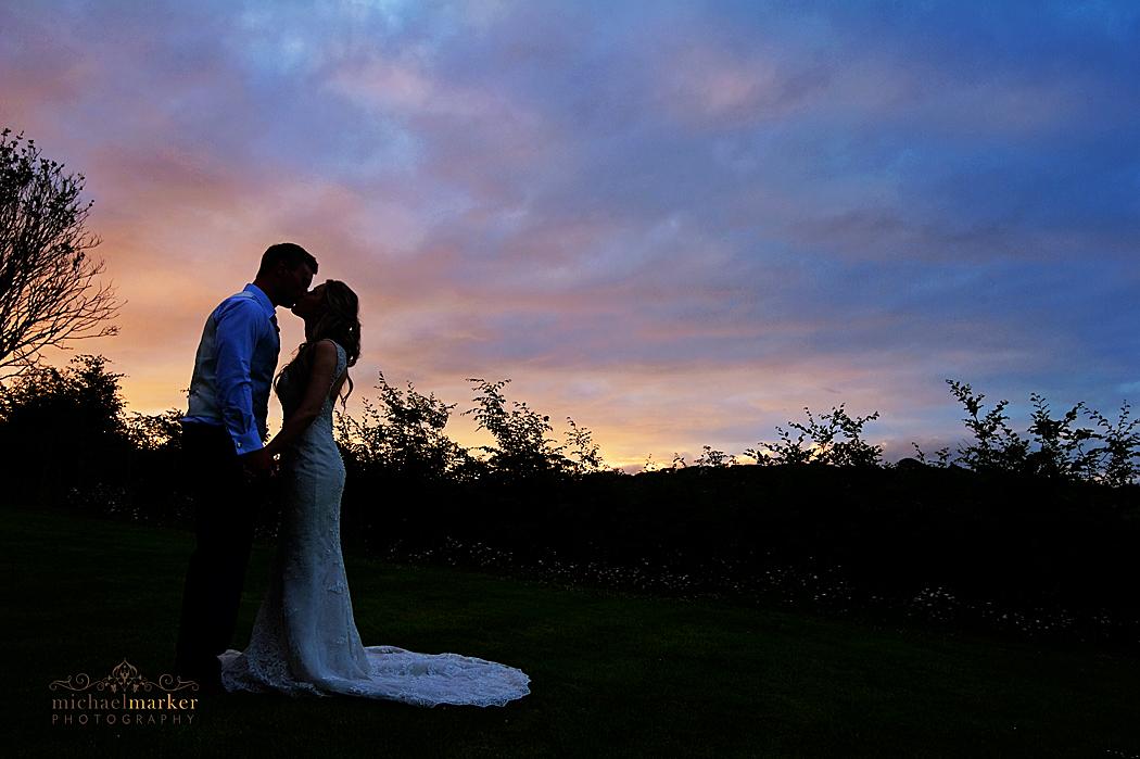 langdon-court-sunset