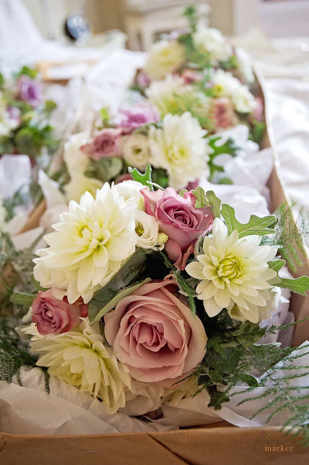 wedding-bouquets-at-langdon-court