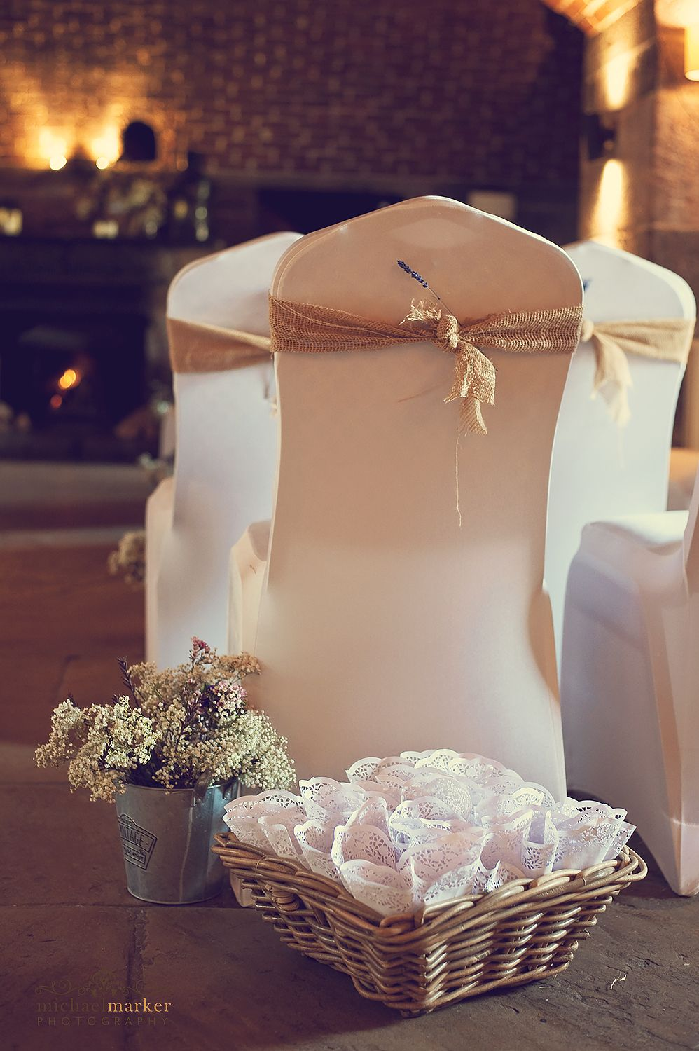 wedding-decoration-at-polhawn-winter-wedding
