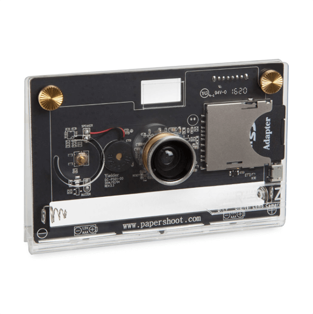 Photo of DIY digital camera by CROZ