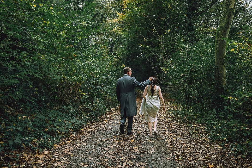 tender-woodland-wedding-moment-North-Devon