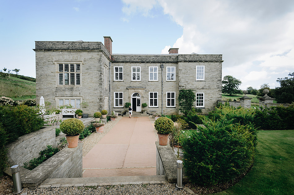 beautiful Devon wedding venue Shilstone House near Modbury